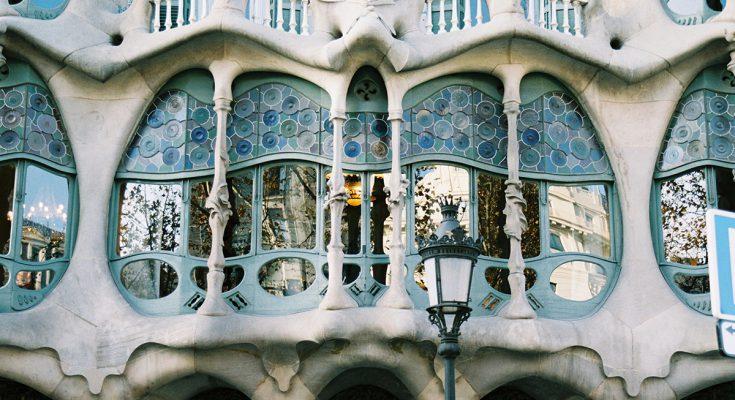 Шедевры Гауди в Барселоне