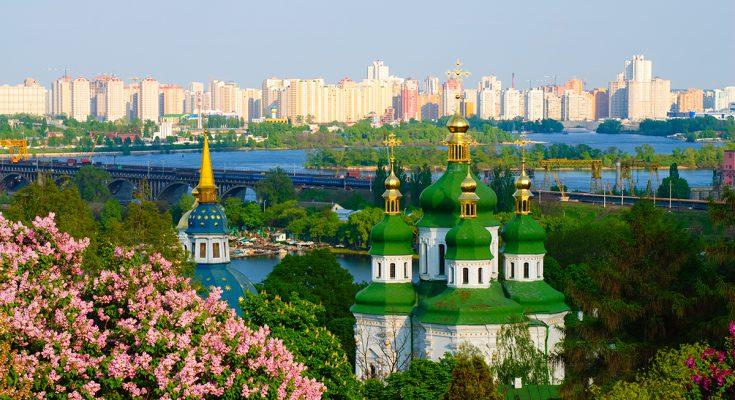 Город каштанов и золотых куполов