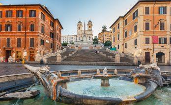 Места Древнего Рима
