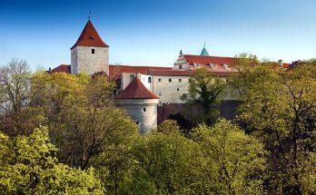 Башня Далиборка в Праге
