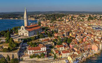 Полуостров Истрия в Хорватии