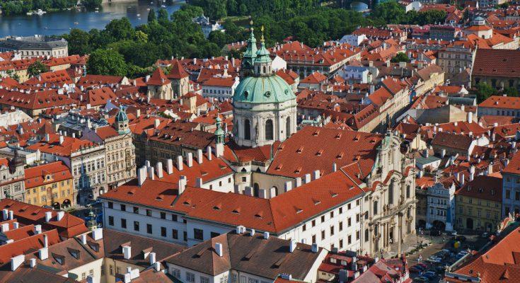 Самые интересные города Чехии