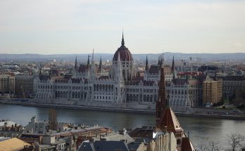 Один день в Будапеште
