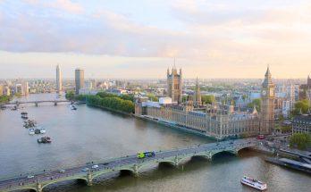 Смотровые площадки Лондона