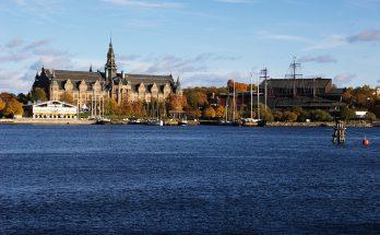 Музейный остров Юргорден в Стокгольме