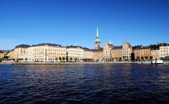 Гамла Стан в Стокгольме