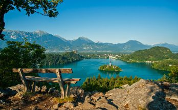 Чем заняться на курорте Блед в Словении