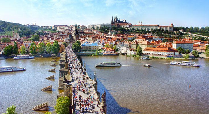 Королевский путь в Праге
