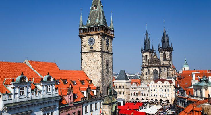 Исторические районы Праги