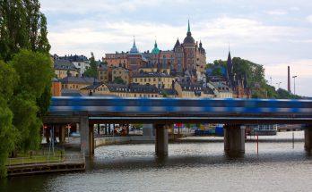 Метро Стокгольма