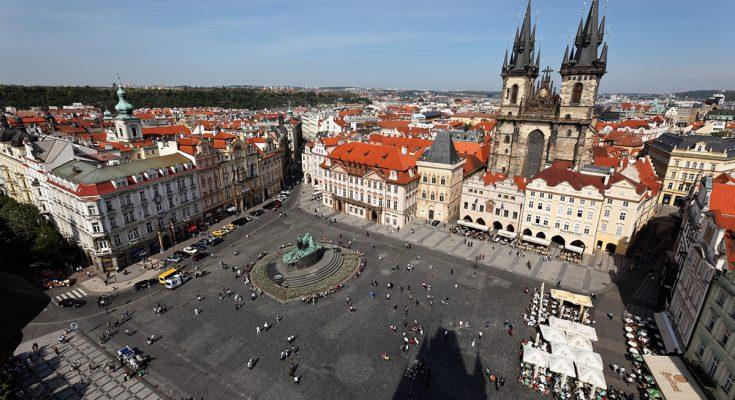 Староместская площадь в Праге