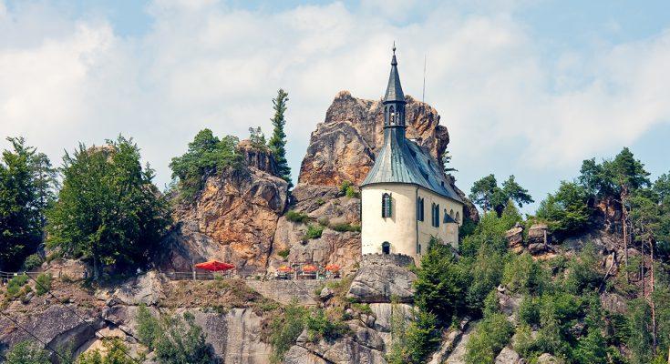 Мала Скала в Чехии