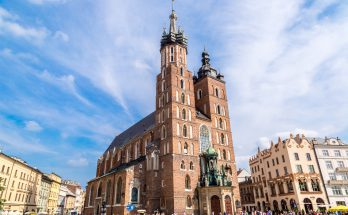 Мариацкий костёл в Кракове