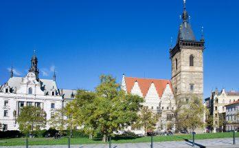 Нове-Место в Праге