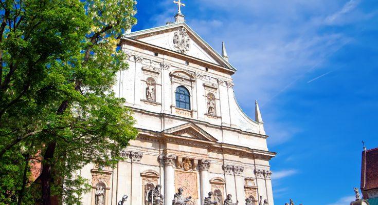 Костёл Святых Апостолов Петра и Павла в Кракове