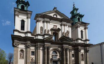 Костёл Святой Анны в Кракове
