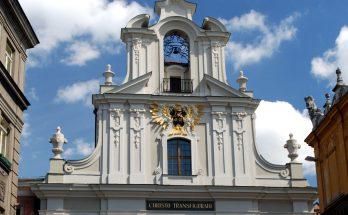 Костёл Преображения Господнего в Кракове