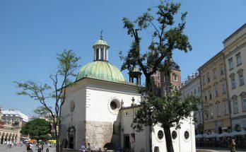 Костёл Святого Войцеха в Кракове