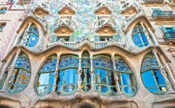 Дом Бальо в Барселоне