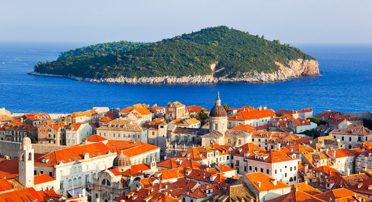 Город Дубровник - жемчужина Адриатики