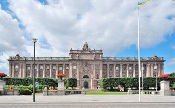 Риксдаг в Стокгольме
