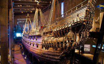 Музей Васа в Стокгольме