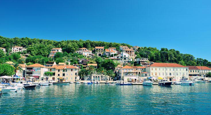 Остров Хвар в Хорватии