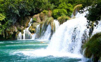 Национальный парк Крка в Хорватии