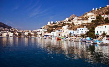 Остров Лерос в Греции