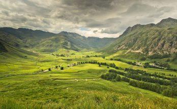 Национальный парк Лейк-Дистрикт в Англии