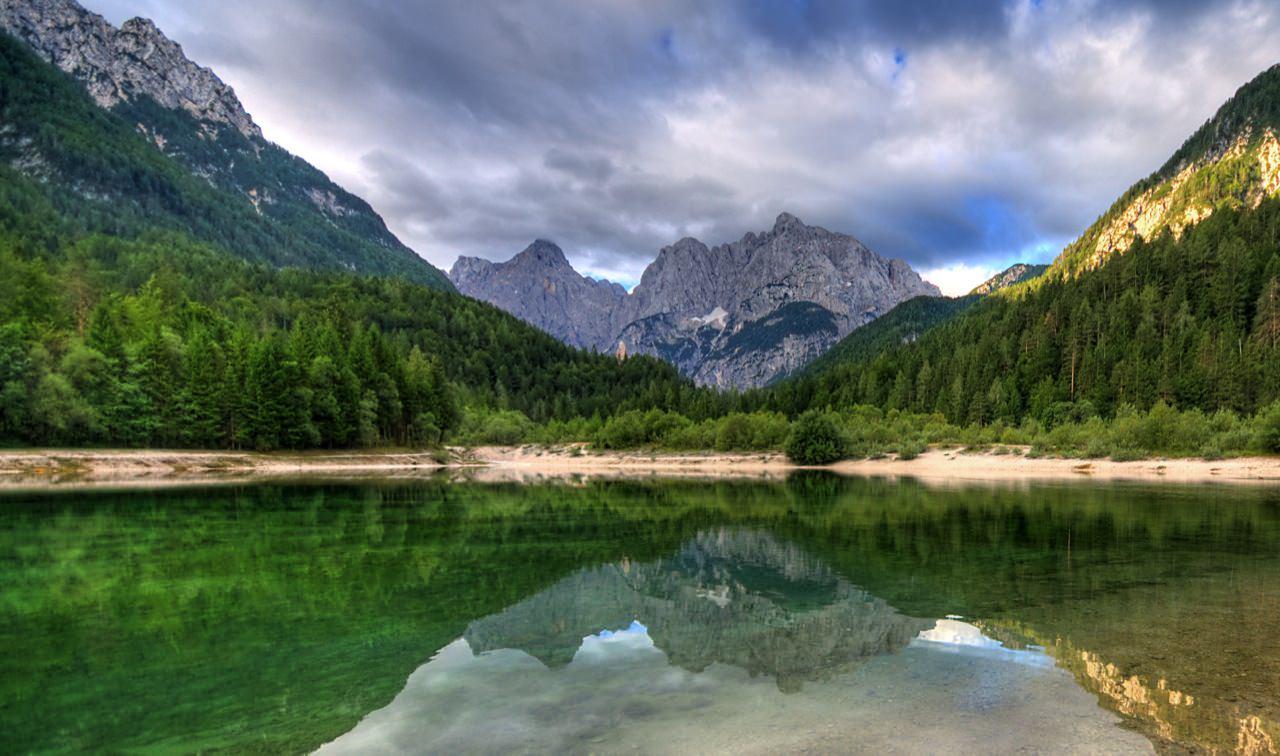 Озера Словении картинки