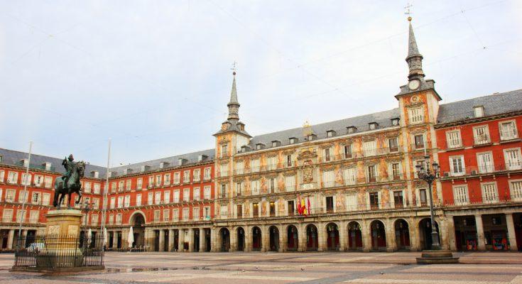 Дом Панадерия в Мадриде