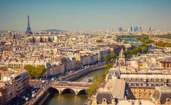 Прогулка по Парижу. Набережные