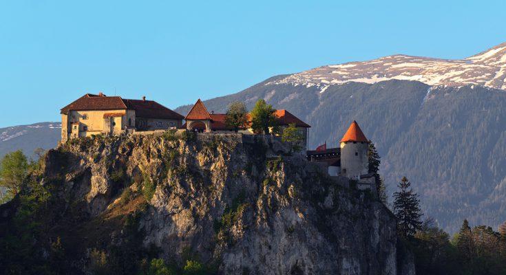 Замки Словении