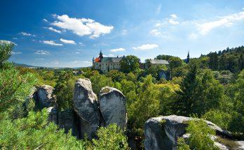 Груба Скала в Чехии