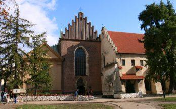 Костёл Святого Франциска Ассизского в Кракове