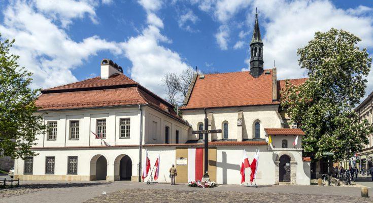 Костёл Святого Эгидия в Кракове