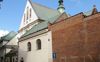 Костёл Святого Казимира Королевича в Кракове