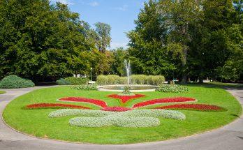 Королевский сад в Праге