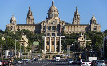Национальный музей искусства Каталонии в Барселоне