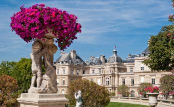 Самые красивые парки Парижа