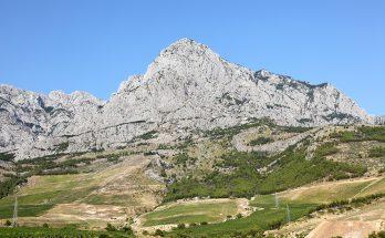Природный парк Биоково в Хорватии
