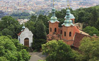 Костёл Святого Лаврентия в Праге