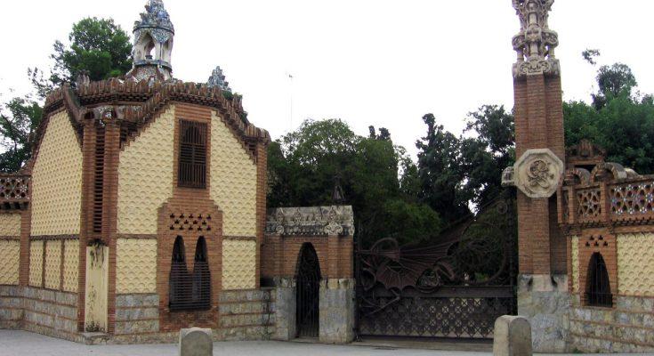 Усадьба Гуэля в Барселоне