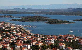 Национальный парк Корнаты в Хорватии
