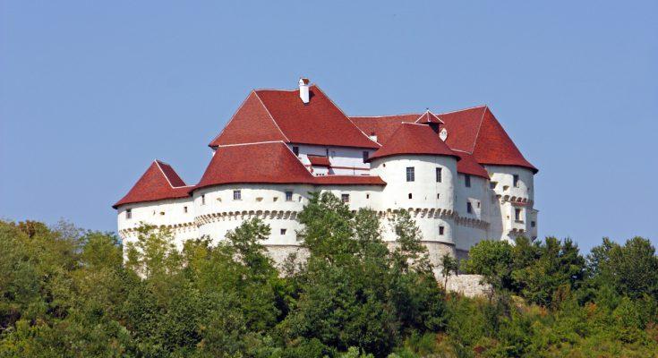 Замок Велики Табор в Хорватии
