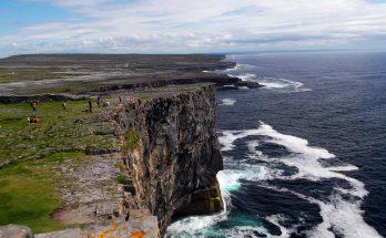 Острова Аран в Ирландии