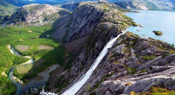 Национальный парк Раго в Норвении
