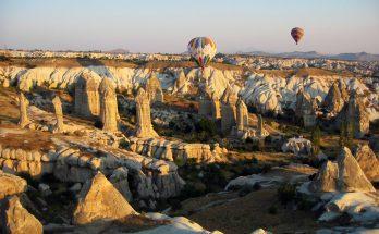 Долина Мескендир в Турции
