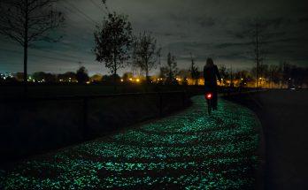 Велосипедная дорожка Ван Гога в Нидерландах